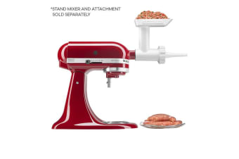KitchenAid Sausage Stuffer Tubes for Grinder/Mincer Attachment