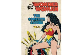 DC Comics - Wonder Woman: The Complete Covers Volume 2: Mini Book