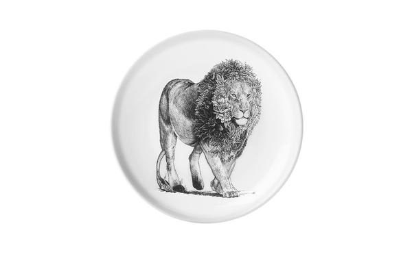 Maxwell & Williams Marini Ferlazzo Dish 11.5cm African Lion