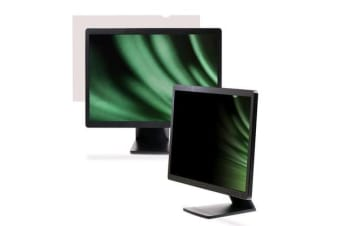 "3M Monitor Privacy Filter 19.5""  16:9 - Black"