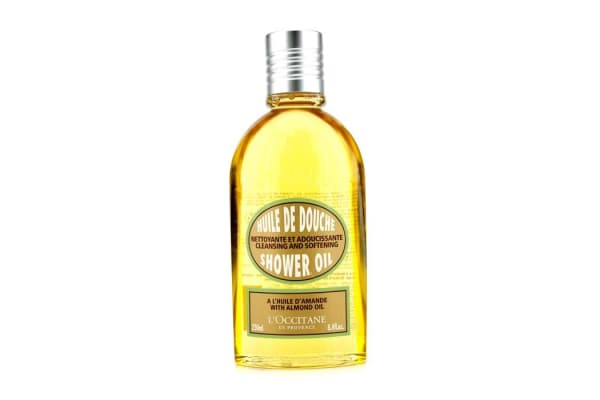 L'Occitane Almond Cleansing & Soothing Shower Oil (250ml/8.4oz)