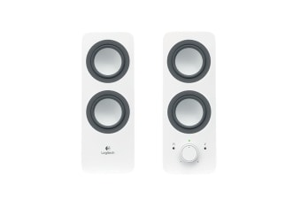 25da5be630e Logitech Z200 Multimedia Speakers - White (980-000851) - Kogan.com