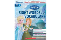 Disney Learning Workbook - Frozen Level 1 Sight Words and Vocabulary