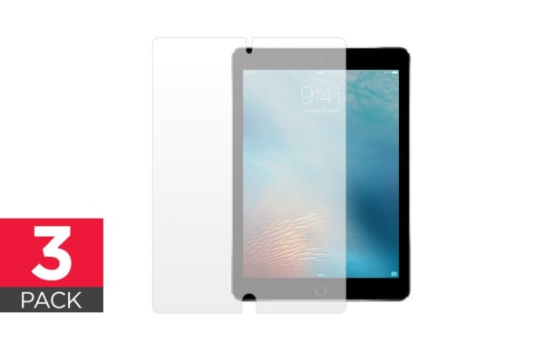 3 Pack Screen Protector for Apple iPad Pro 9.7
