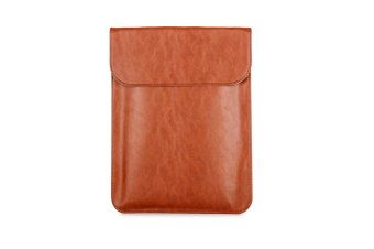 """13.3""""Synthetic Leather Laptop Sleeve forMacBookAir/Pro"""