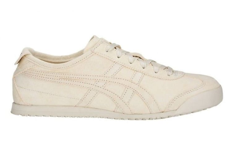 Onitsuka Tiger Mexico 66 Shoe (Cream/Cream, Size 7)