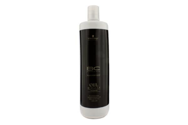 Schwarzkopf BC Oil Miracle Shampoo (For All Hair Types) (1250ml/41.66oz)