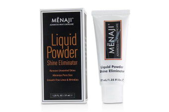 Menaji Liquid Powder Shine Eliminator 37ml/1.25oz