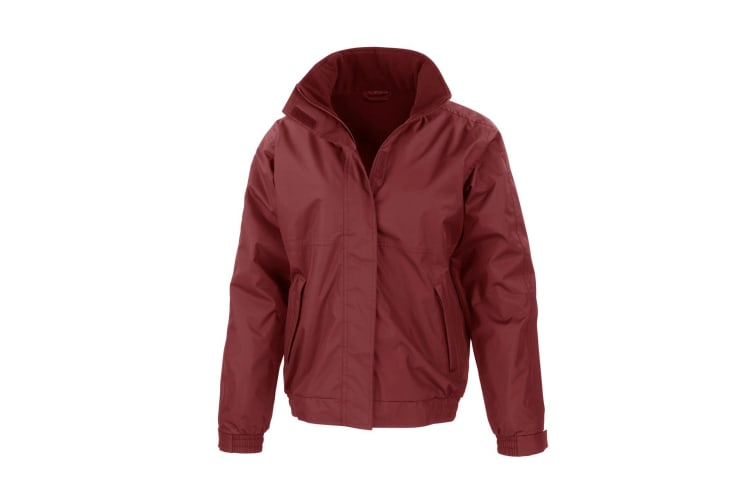 Result Core Mens Channel Jacket (Red) (S)