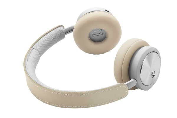 B&O Beoplay H8i Wireless On-Ear Headphones (Natural)