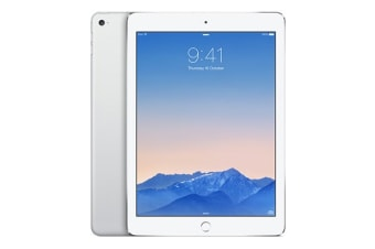 Apple iPad Air 2 (16GB, Wi-Fi, Silver)