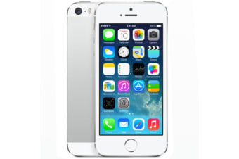 Apple iPhone 5S 16GB Silver (Local Warranty, Refurbished - FAIR GRADE)