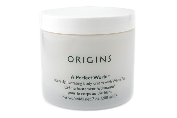 Origins A Perfect World Intensely Hydrating Body Cream with White Tea (200ml/7oz)