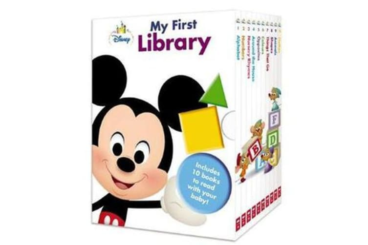 Disney Baby - My First Library