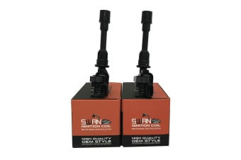 Pack of 2 - SWAN Ignition Coil for Mazda 323, MX-5 & Premacy