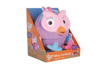 Officially Licensed Giggle & Hoot Talking Hootabelle