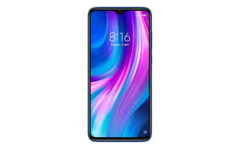 Xiaomi Redmi Note 8 Pro (128GB, Blue) - Global Model