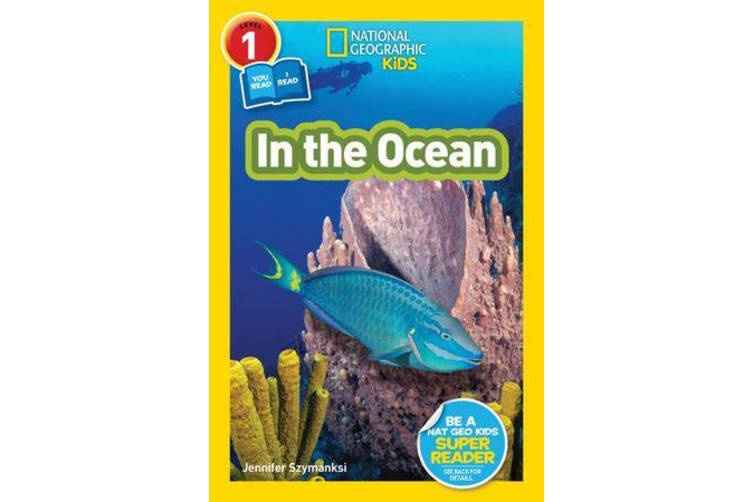 National Geographic Kids Readers - In the Ocean (L1/Co-reader)