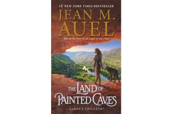 The Land of Painted Caves - Earth's Children, Book Six