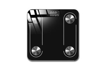 Select Mall Body Fat Electronic Scale for Measuring Fat Healthy Intelligent Weight-Rechargeable