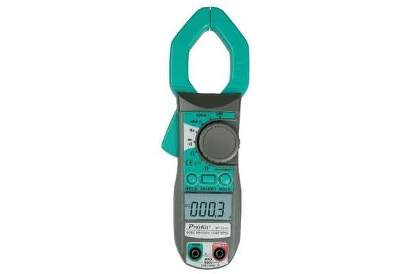 ProsKit 3 3/4 AC/DC Digital Clamp Multimeter 3999 Counts 400A For Digital Clamp Current Meter