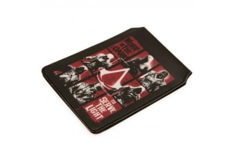 Assassins Creed Card Holder (Black/Red) (One Size)