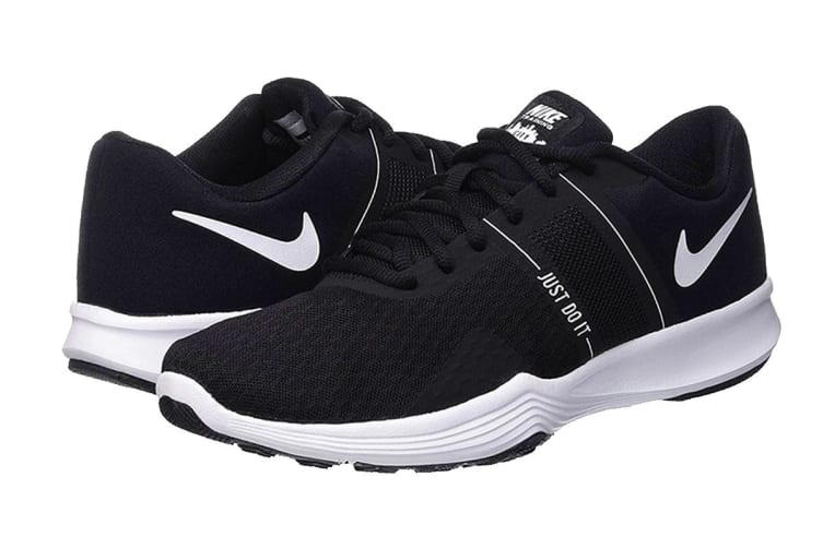 Nike Women's City Trainer 2 (Black/White, Size 7 US)