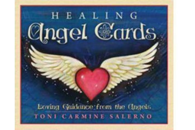 Healing Angel Cards - Loving Guidance from the Angels