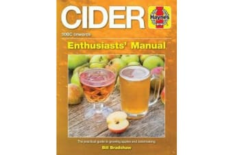 Cider Manual - The practical guide to growing apples and cidermak