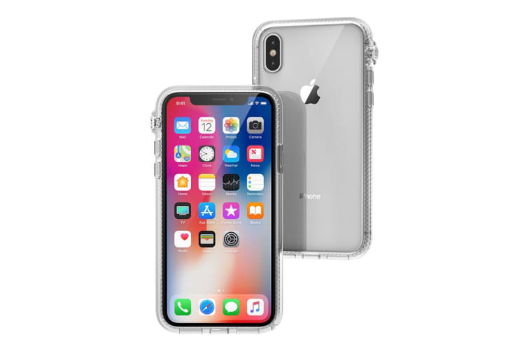 info for dd36e a0095 Catalyst Impact Protection Case For iPhone XS Max - Clear