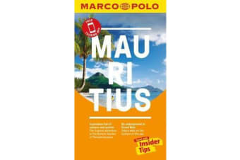Mauritius Marco Polo Pocket Travel Guide - with pull out map