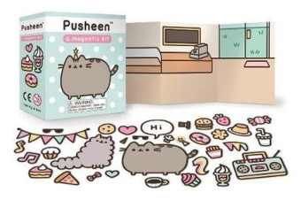 Pusheen - A Magnetic Kit
