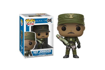 Halo Sgt Johnson (with chase) Pop! Vinyl