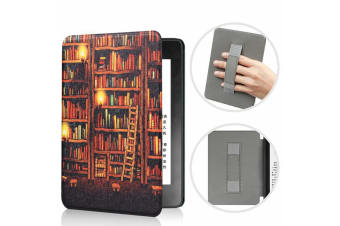 Leather Case Ultra Slim Magnetic Cover For Amazon All-new Kindle 10th Gen 2019-NO16 Pattern