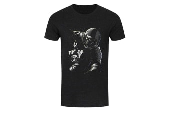 Unorthodox Collective Mens Lost In Space T-Shirt (Black)