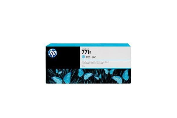 HP 771B 775ml Light Cyan Ink Cart B6Y04A