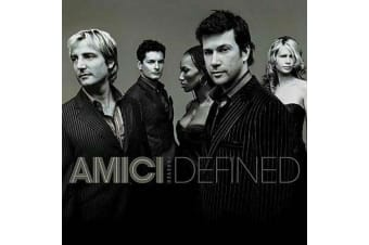 AMICI FOREVER - DEFINED BRAND NEW SEALED MUSIC ALBUM CD - AU STOCK
