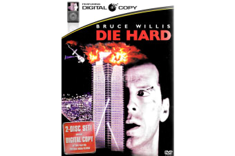 Die Hard - Rare- Aus Stock DVD PREOWNED: DISC LIKE NEW