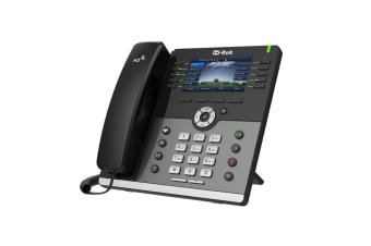 "Htek UC926E Executive Business IP Phone, Wifi/BT, 4.3"" Colour Display, Gigabit"