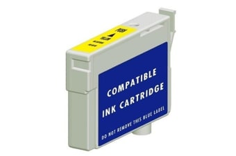 Compatible 103 High Capacity Yellow cartridge