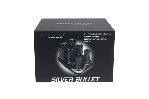 Silver Bullet 12 Piece Thermal Hot Rollers (900500)