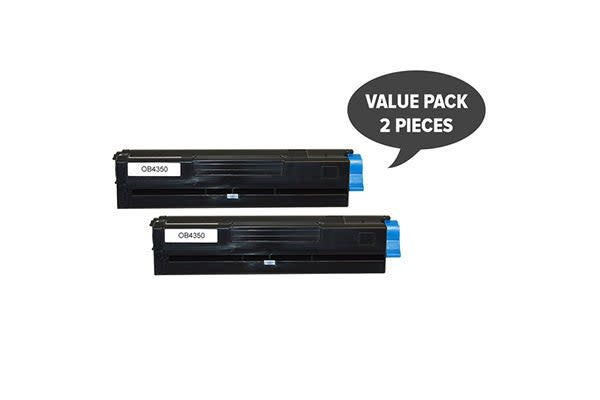 42102903 Premium Generic Toner (Two Pack)