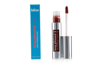 Bliss Long Glossed Love Serum Infused Lip Stain - # Ready For S'more 3.8ml/0.12oz
