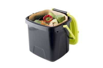 Maze 7lt Caddy with Biodegradable Bags x 15