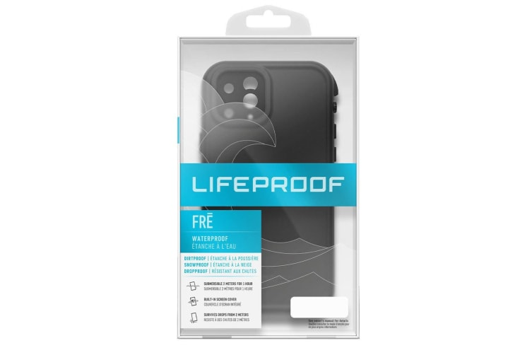 Lifeproof Fre Waterproof Case Mobile Cover Protect for Apple iPhone 11 Pro Black
