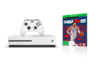 XB1 Xbox One Console S 1TB with NBA 2K19