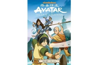 Avatar - The Last Airbender#the Rift Part 1