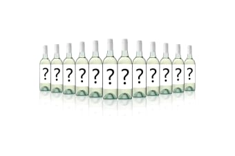 Cheap as Chips Mystery Mixed White Dozen (12 Bottles)