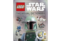 LEGO (R) Star Wars The Visual Dictionary - With Minifigure