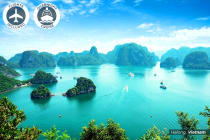 VIETNAM: 7 Day North of Vietnam Tour Including Flights for Two